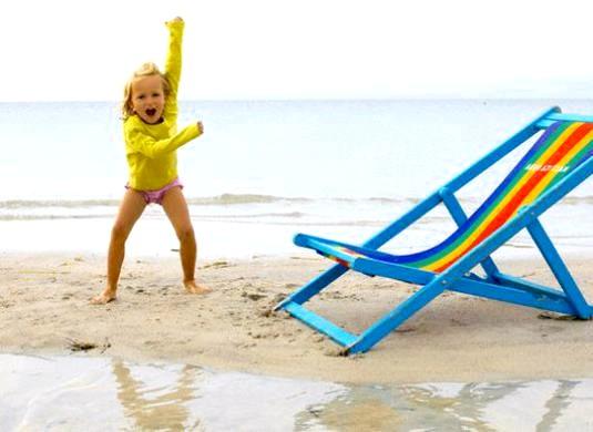 Фото - Що взяти на море дитині?