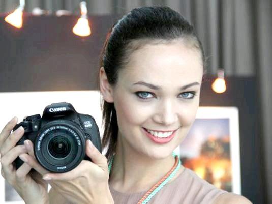 Фото - Як фотографувати Canon?