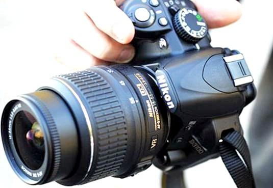 Фото - Як фотографувати Nikon?