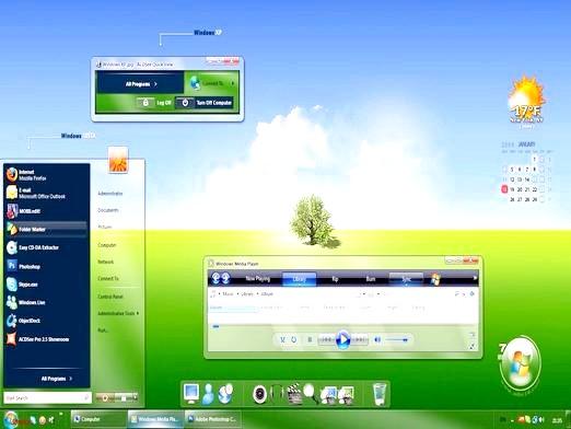 Фото - Як встановити тему Windows 7?