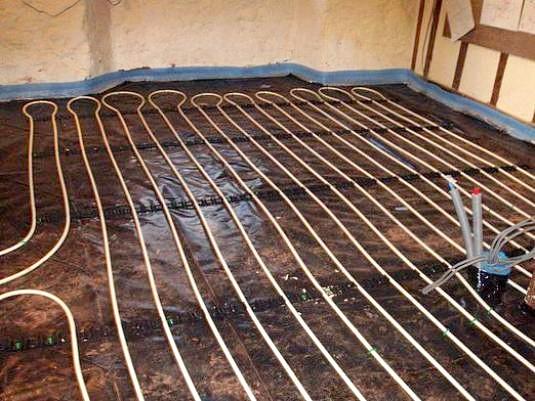 Фото - Які труби для теплої підлоги?