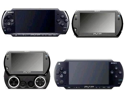 Фото - Який PSP краще?
