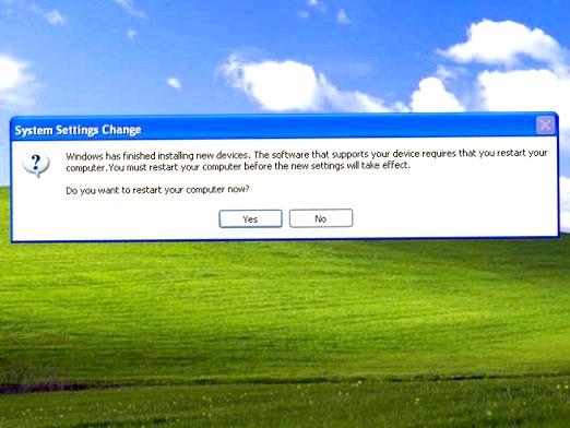 Фото - Чому комп'ютер сам перезавантажується?