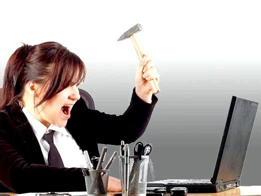 Фото - Чому комп'ютер гальмує?
