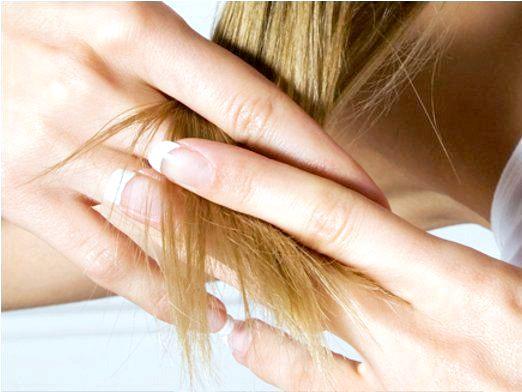 Фото - Чому січеться волосся?