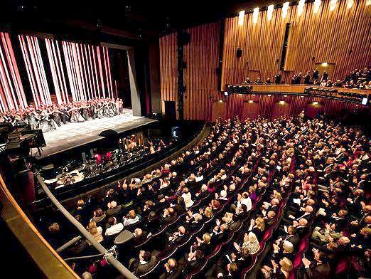 Фото - Правила поведінки в театрі