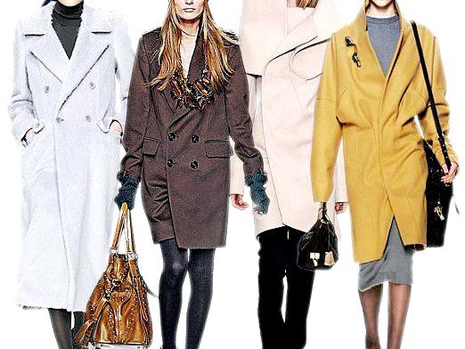 Фото - З чим носити пальто?