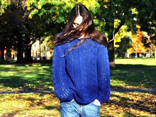 Фото - З чим носити светр?