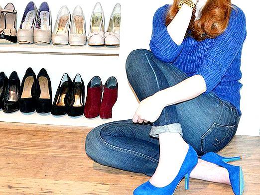 Фото - З чим носити туфлі?