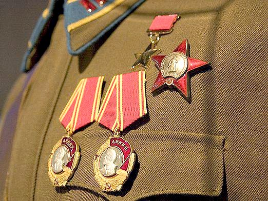 Фото - Скільки Героїв Радянського Союзу?