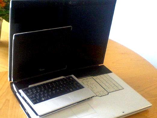 Фото - Чим нетбук відрізняється від ноутбука?