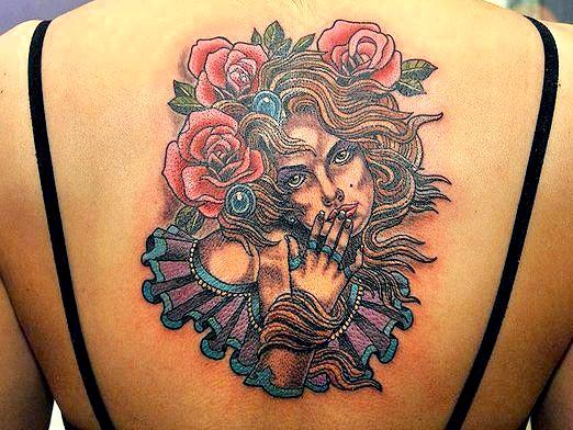 Фото - Що зображують на татуюванні?