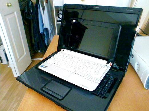 Фото - Що краще нетбук або ноутбук?