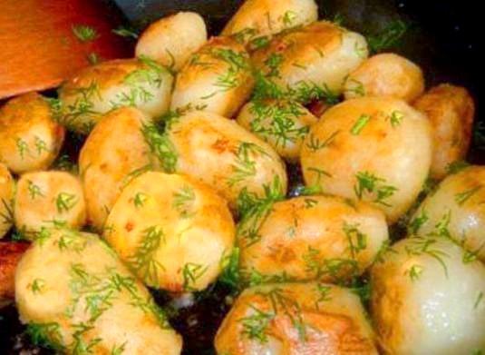 Фото - Що можна зробити з картоплі?