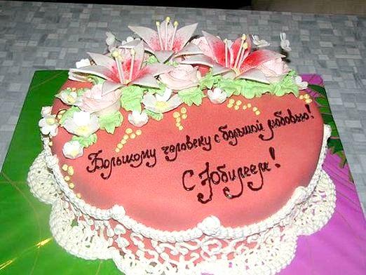 Фото - Що написати на торті?