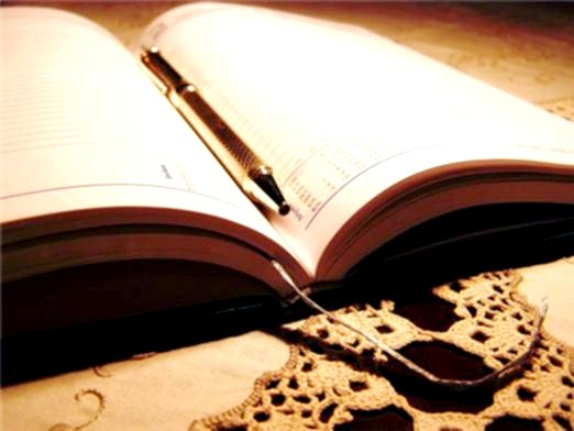 Фото - Що написати в щоденнику?