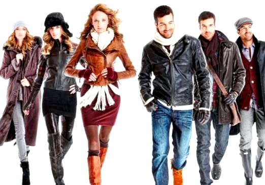 Фото - Що носити взимку?
