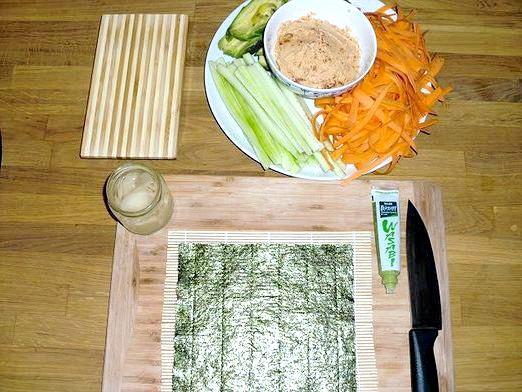 Фото - Що потрібно для суші?