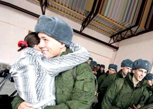 Фото - Що подарувати хлопцеві в армію?
