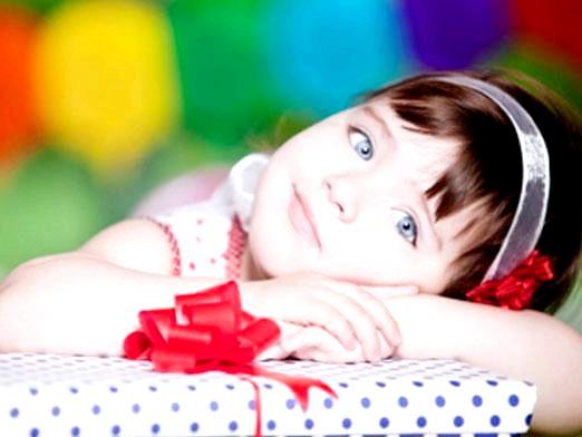 Фото - Що подарувати дитині 5 років?