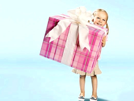 Фото - Що подарувати дитині 7 років?