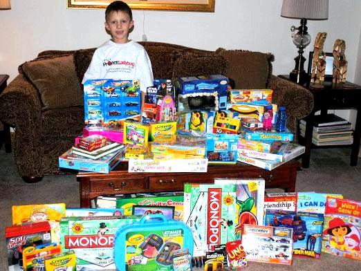 Фото - Що подарувати дитині 8 років?