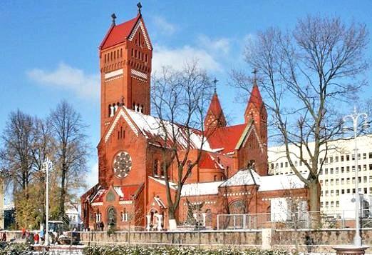 Фото - Що подивитися в Мінську?