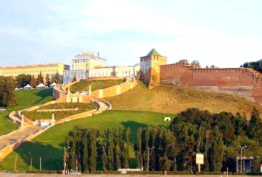 Фото - Що подивитися в Нижньому Новгороді?