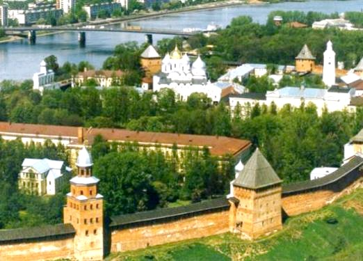 Фото - Що подивитися в Новгороді?