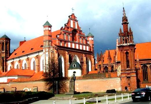 Фото - Що подивитися у Вільнюсі?