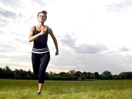 Фото - Які м'язи працюють при бігу?