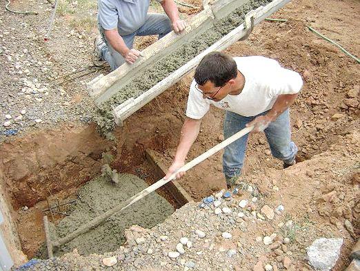 Фото - Який бетон для фундаменту?
