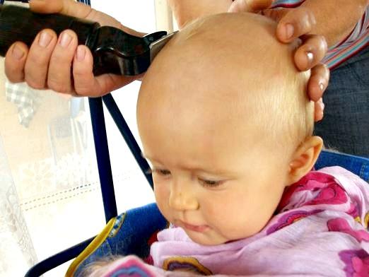 Фото - Стригти дитину в рік?