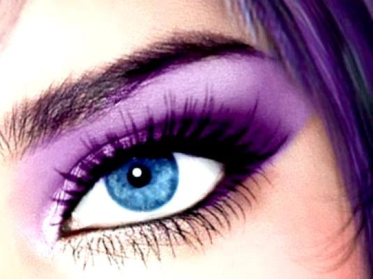 Фото - Тіні для повік - як правильно фарбувати очі тінями