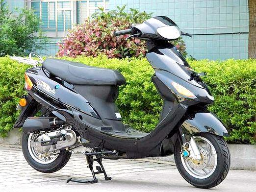 Фото - Чим гарний скутер?