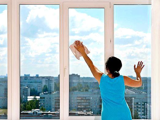 Фото - Чим мити вікна?