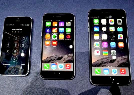Фото - Чим відрізняються айфони?