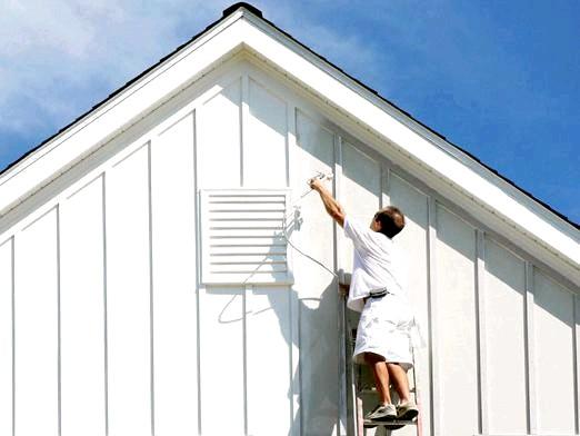 Фото - Чим пофарбувати дерев'яний будинок?