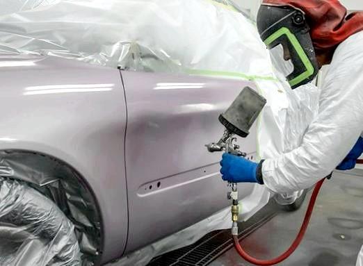Фото - Чим пофарбувати машину?