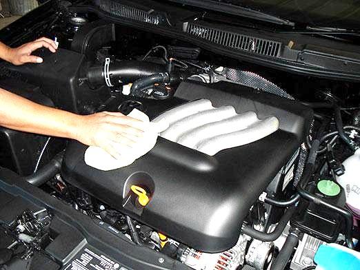 Фото - Чим промити двигун?