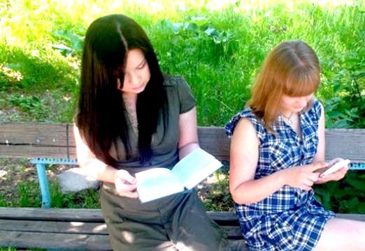 Фото - Що читає молодь?