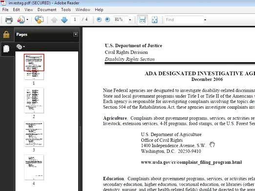 Фото - Що читає PDF?
