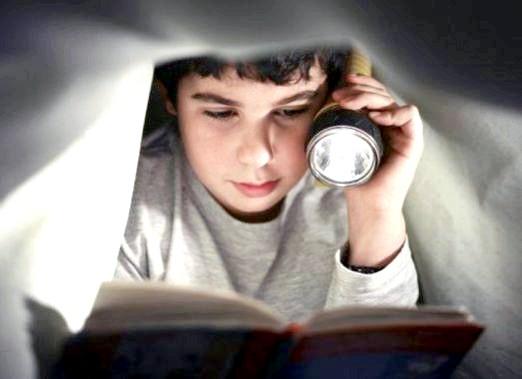 Фото - Що читають хлопчики?