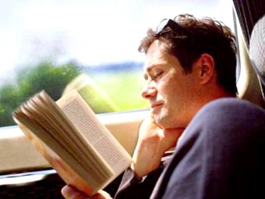 Фото - Що читають чоловіки?