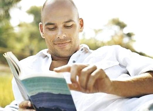 Фото - Що читають хлопці?