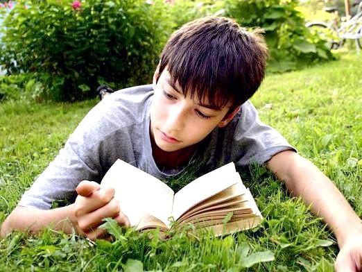 Фото - Що читати хлопчикові?
