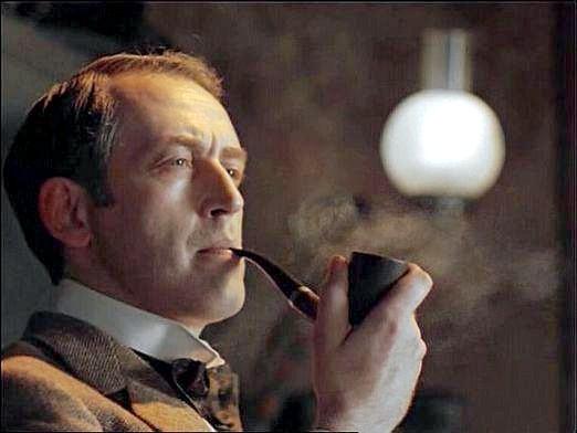Фото - Що любив Шерлок?