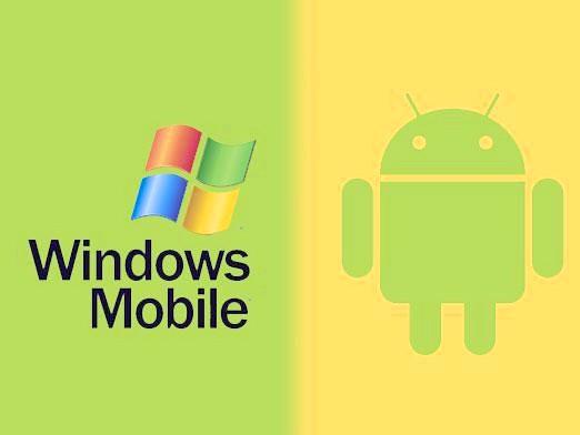Фото - Що краще android або windows mobile?