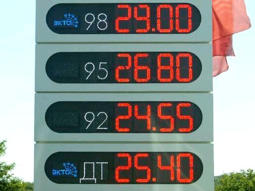 Фото - Що краще дизель або бензин?