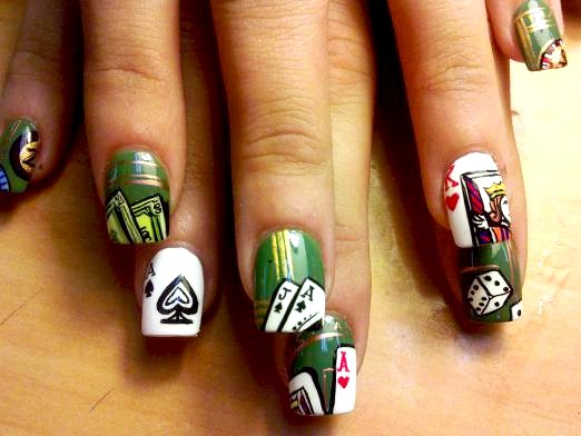 Фото - Що намалювати на нігтях?